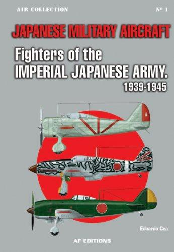 Download Japanese Military Aircraft, Fighters of the Japanese Army, 1939-1945 (Air Collection)