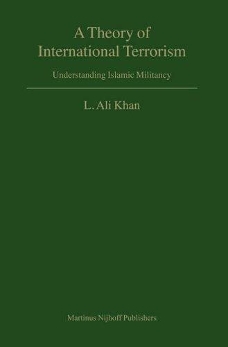A Theory of International Terrorism