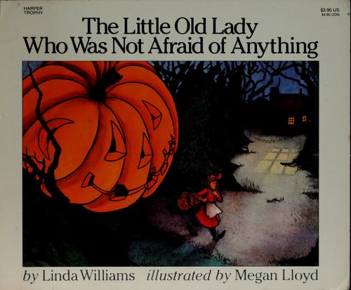 Download The little old lady who was not afraid of anything