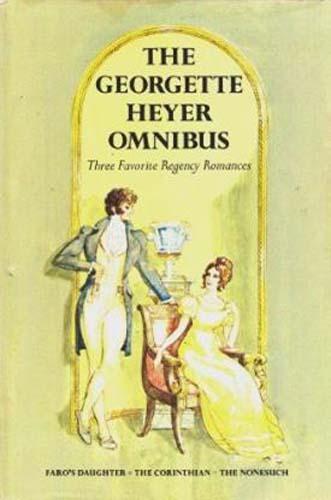 The Georgette Heyer omnibus.