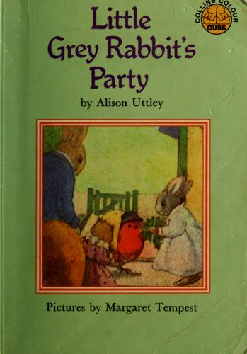 Download Little Grey Rabbit's party