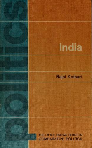 Download Politics in India.