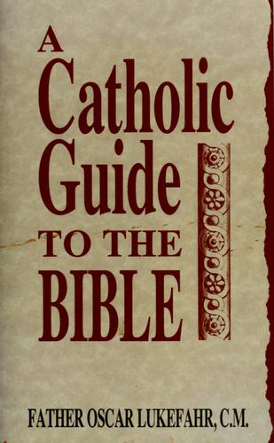 Download A Catholic guide to the Bible