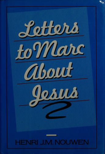 Download Letters to Marc about Jesus