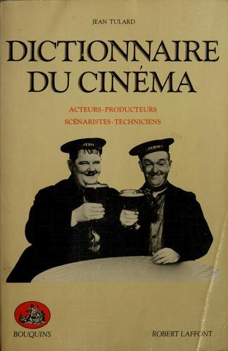 Download Dictionnaire du cinéma