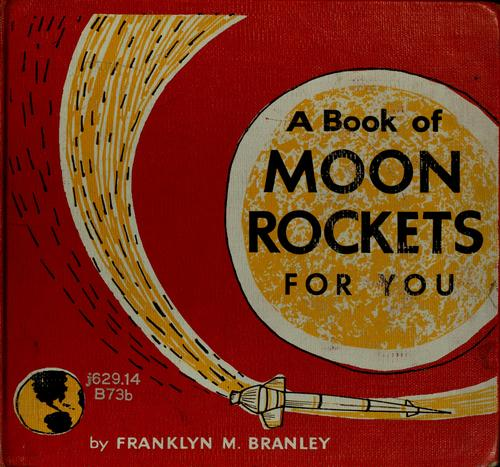 A book of moon rockets for you.