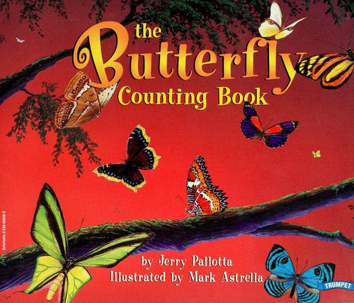 The butterfly counting book by Jerry Pallotta