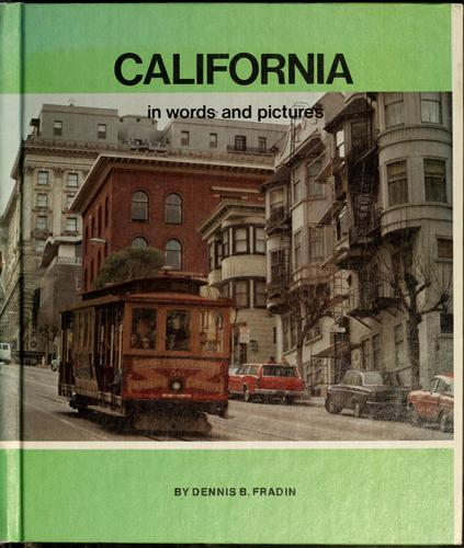 Download California in words and pictures
