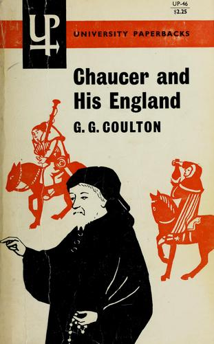 Download Chaucer and his England.