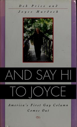 Download And say hi to Joyce