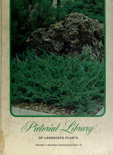 Pictorial library of landscape plants.