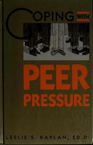 Coping With Peer Pressure (Coping)