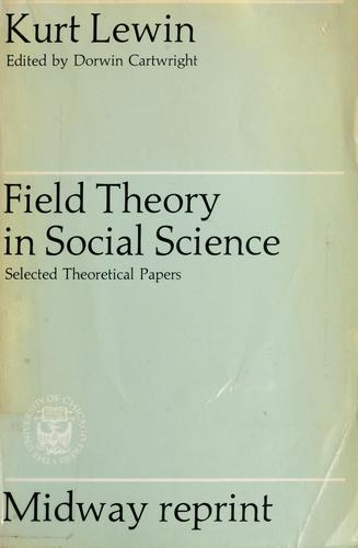 Download Field theory in social science