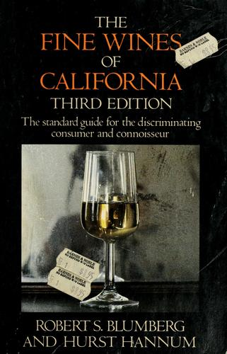 Download The fine wines of California