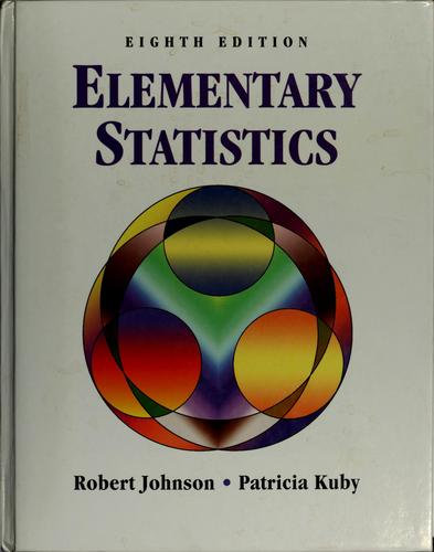 Download Elementary statistics.