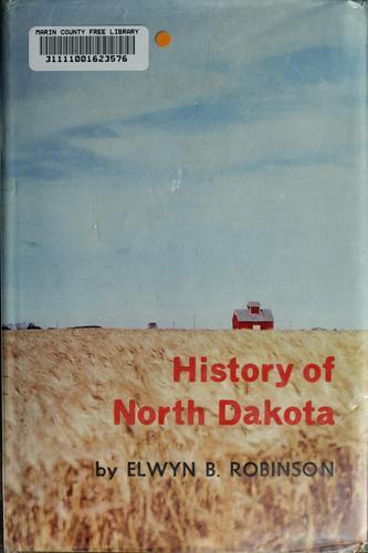History of North Dakota