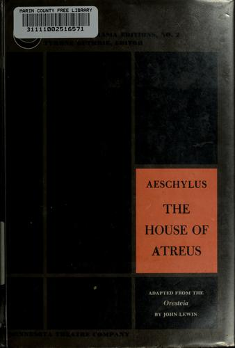 Download The house of Atreus.