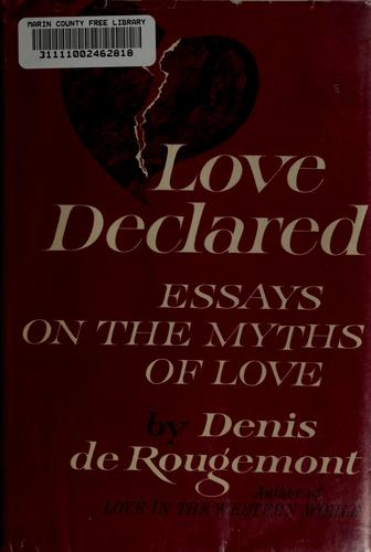 Download Love declared