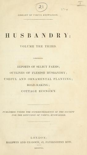 Download British husbandry
