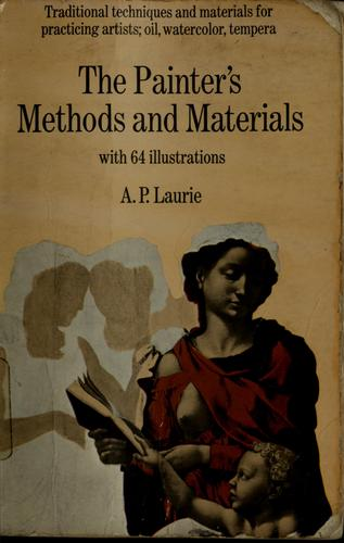 Download The painter's methods & materials.