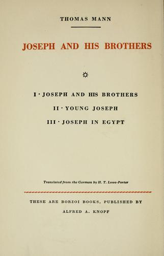 Download Joseph in Egypt …