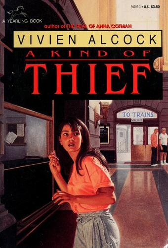 A kind of thief