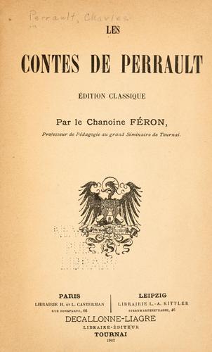 Download Les contes de Perrault
