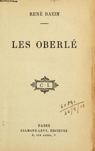 Download Les Oberlé.