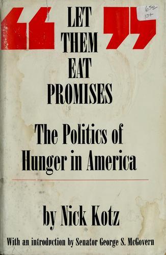 Download Let them eat promises