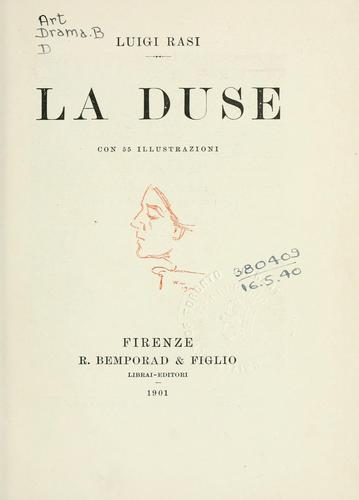 Download La Duse.