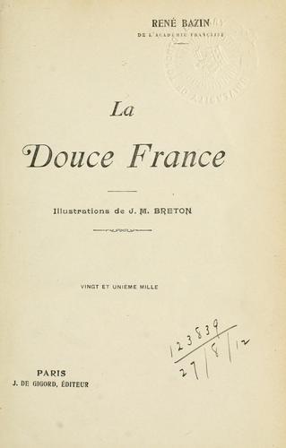 Download La douce France.