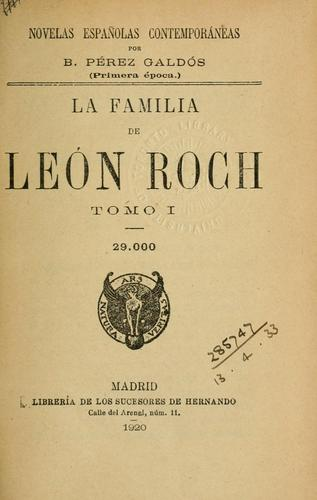 Download La familia de León Roch