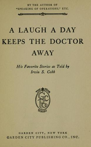 Download A laugh a day keeps the doctor away