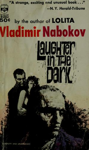 Laughter in the dark.