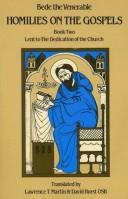 Homilies on the Gospels by Bede the Venerable, Saint