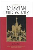 Download A History of Russian Philosophy