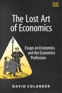 Download The Lost Art of Economics