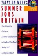 The Directory of Summer Jobs in Britain