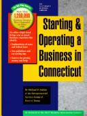 Starting and Operating a Business in