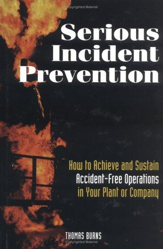 Download Serious incident prevention
