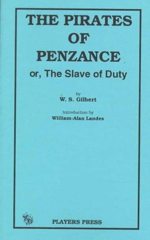 Download The pirates of Penzance, or, The slave of duty
