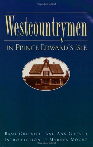 Download Westcountrymen in Prince Edward's Isle