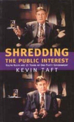 Download Shredding the public interest