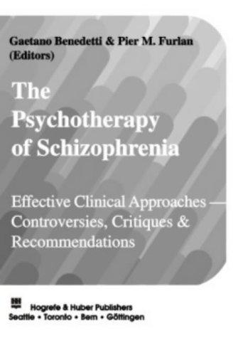 Download The Psychotherapy of Schizophrenia