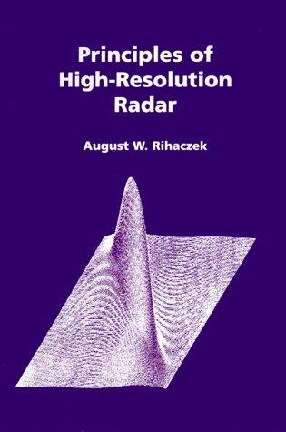 Download Principles of high-resolution radar