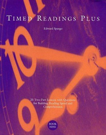 Timed Readings Plus