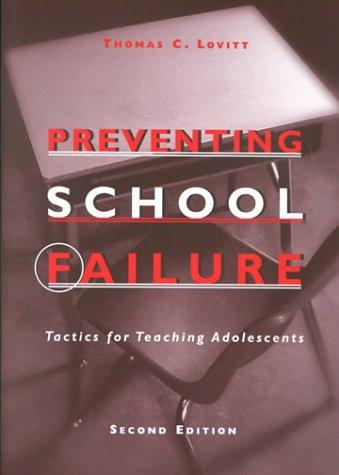 Download Preventing school failure