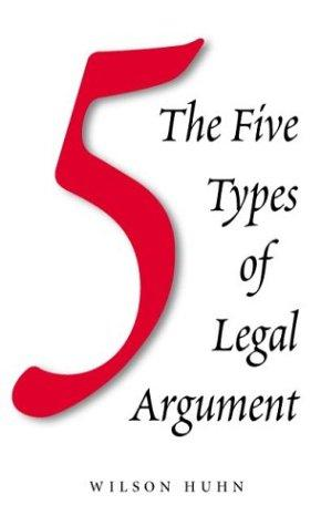 Download The five types of legal argument