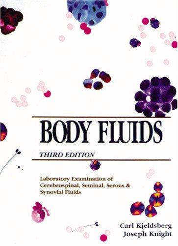 Download Body fluids