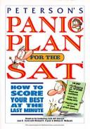 Download Panic plan for the SAT